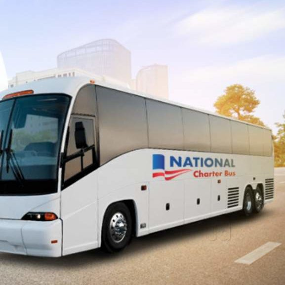 National Charter Bus San Diego